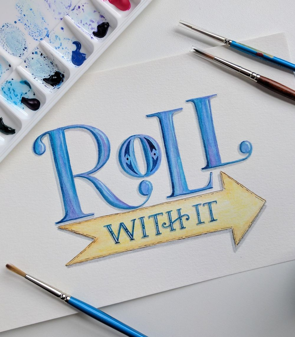 Roll With It  - image 1 - student project