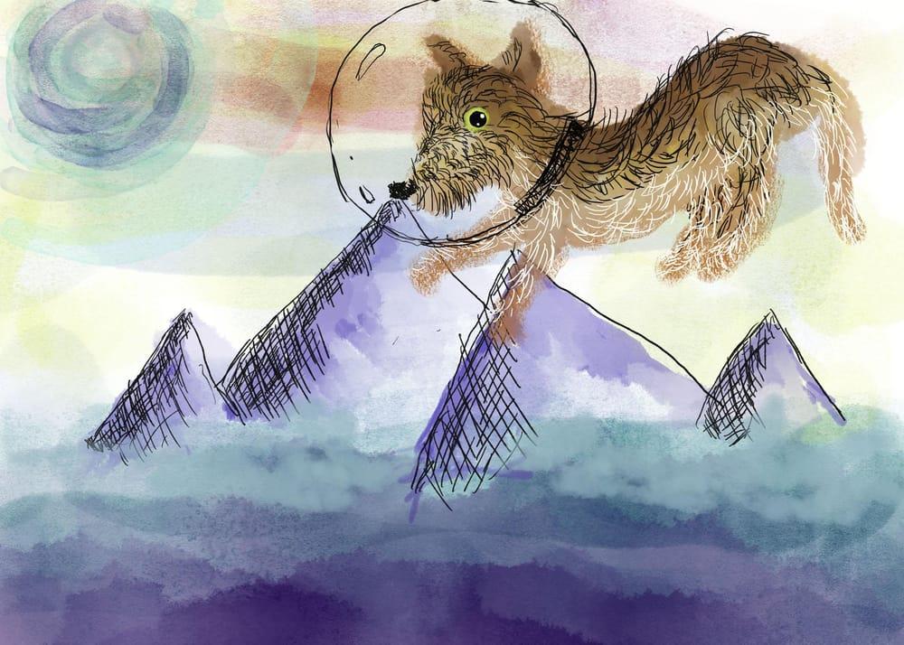 Digital Dog - image 1 - student project