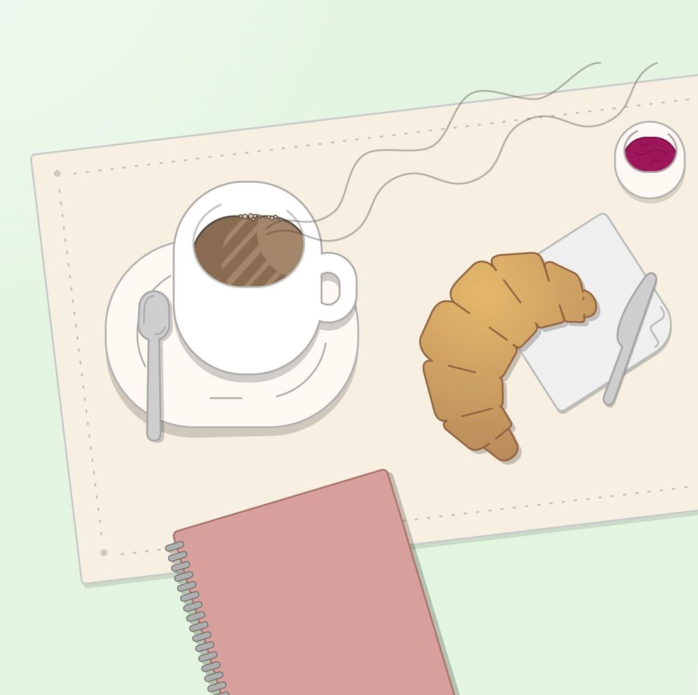 French Breakfast - image 3 - student project