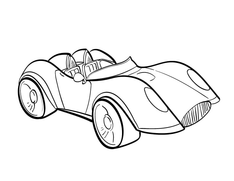 Race Car - image 2 - student project