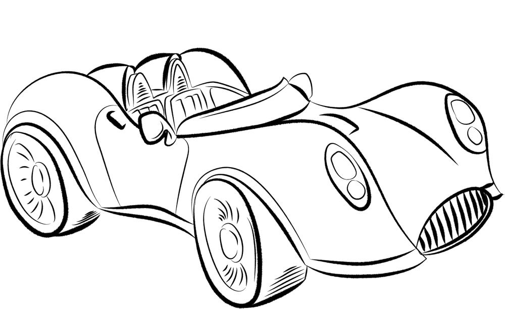 Race Car - image 1 - student project