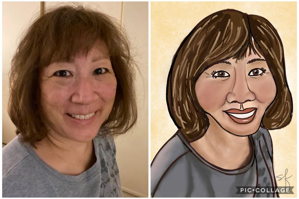 Caricature of Me - image 1 - student project
