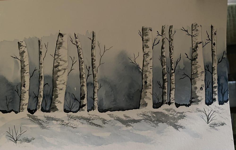Aspen Landscape - image 1 - student project
