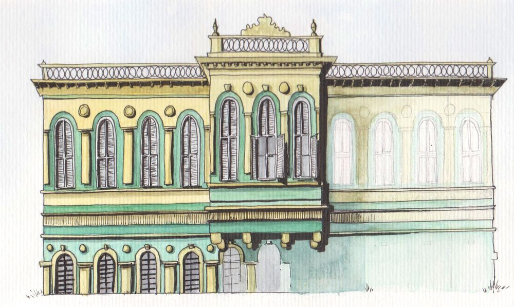 """Tophane """"Kiosk"""", Istanbul - image 2 - student project"""