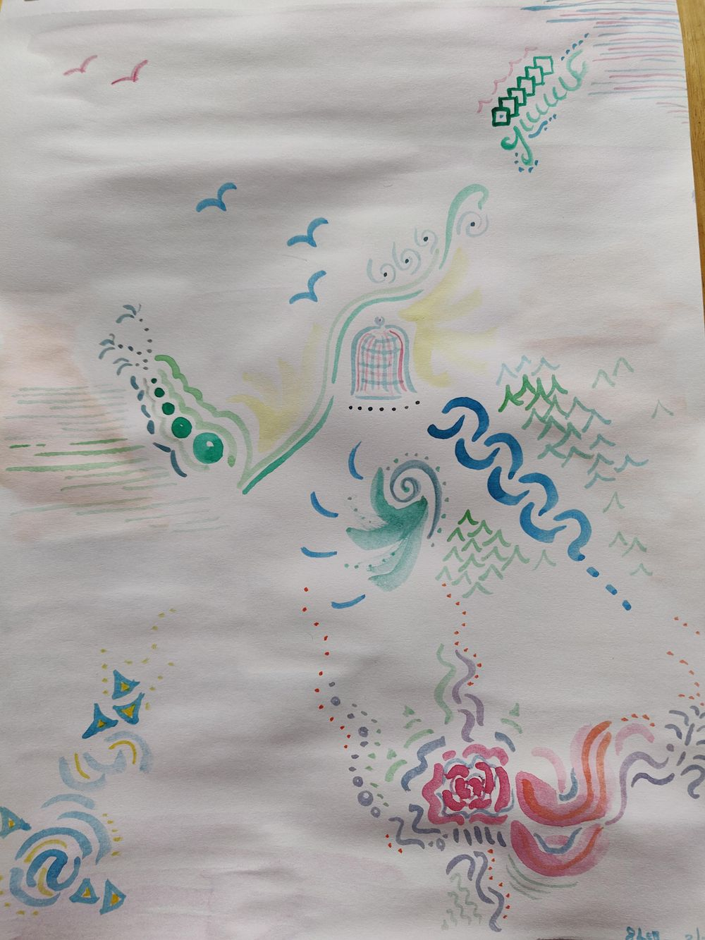 Freeform and Planned Process - image 1 - student project