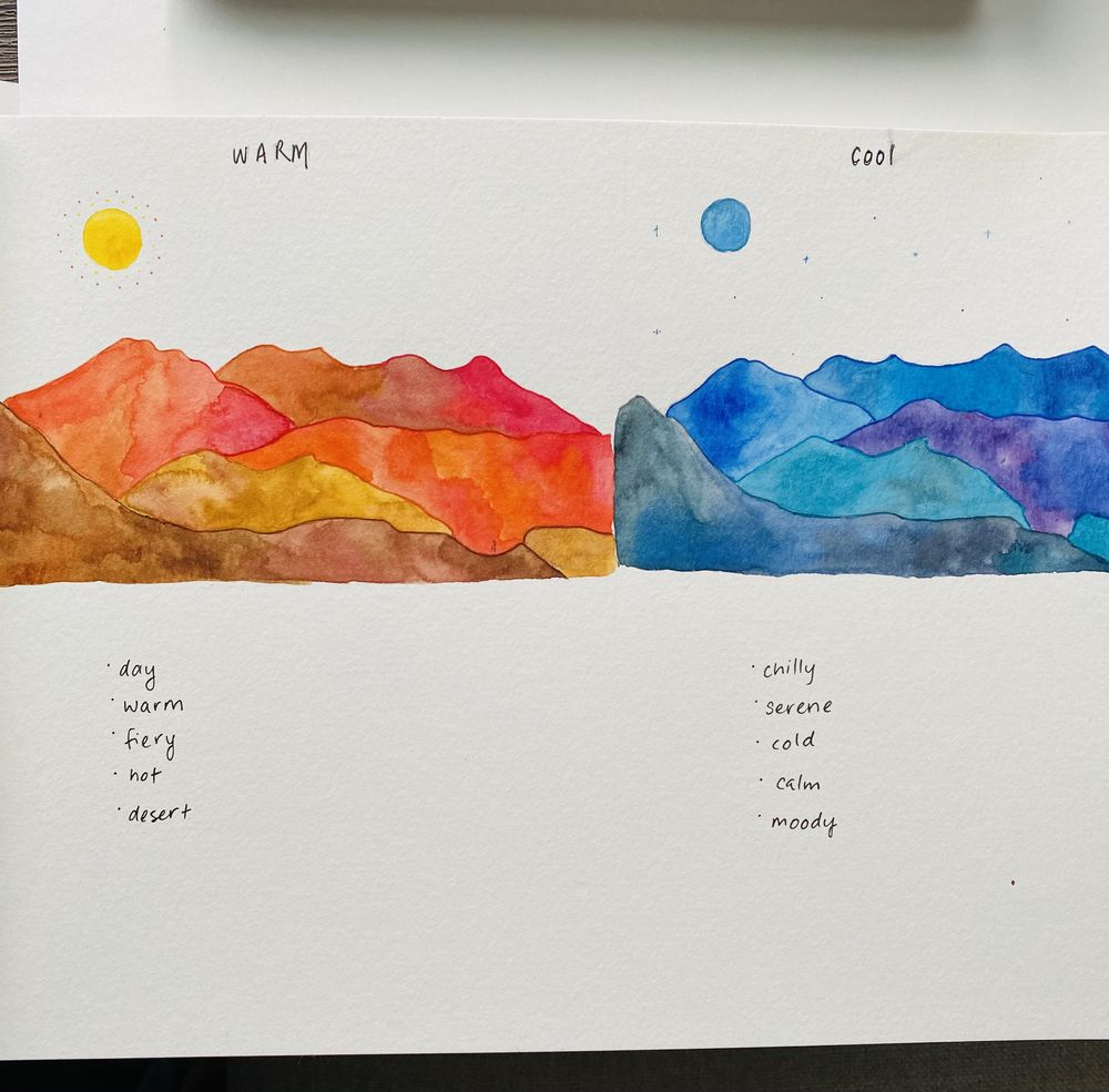 Color theory; final project - image 4 - student project