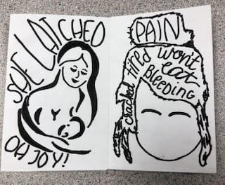 My Breastfeeding Journey - image 2 - student project