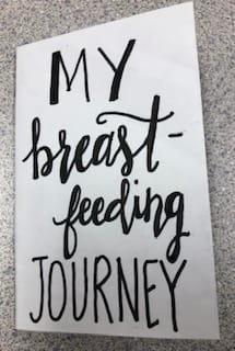 My Breastfeeding Journey - image 1 - student project