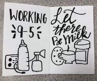 My Breastfeeding Journey - image 4 - student project
