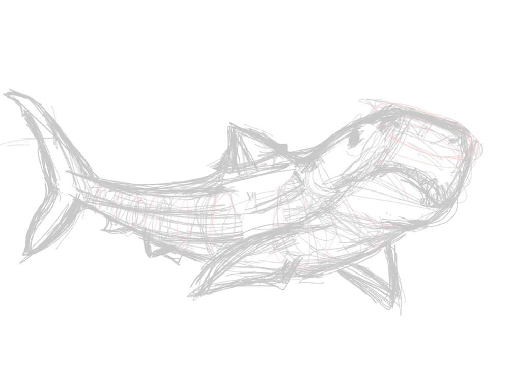 Extravagant Mermaid - image 4 - student project