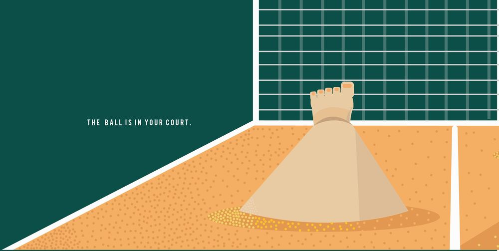 Tennis Court  - image 2 - student project