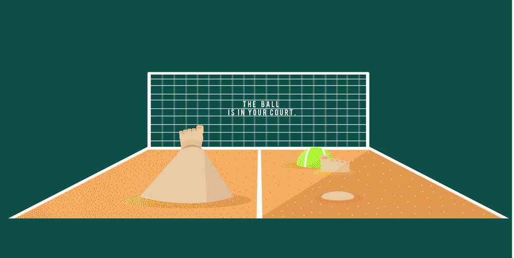 Tennis Court  - image 1 - student project