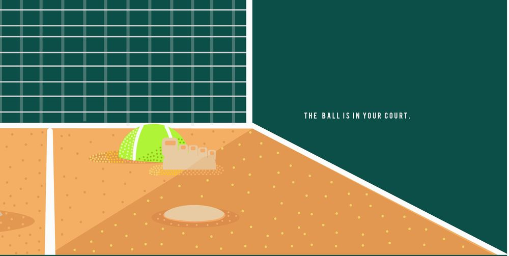 Tennis Court  - image 3 - student project
