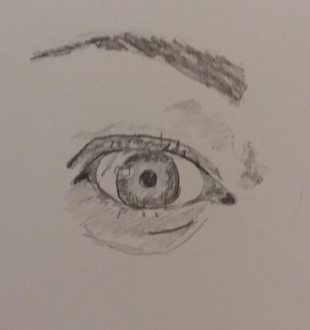 Gouache Eye... - image 1 - student project