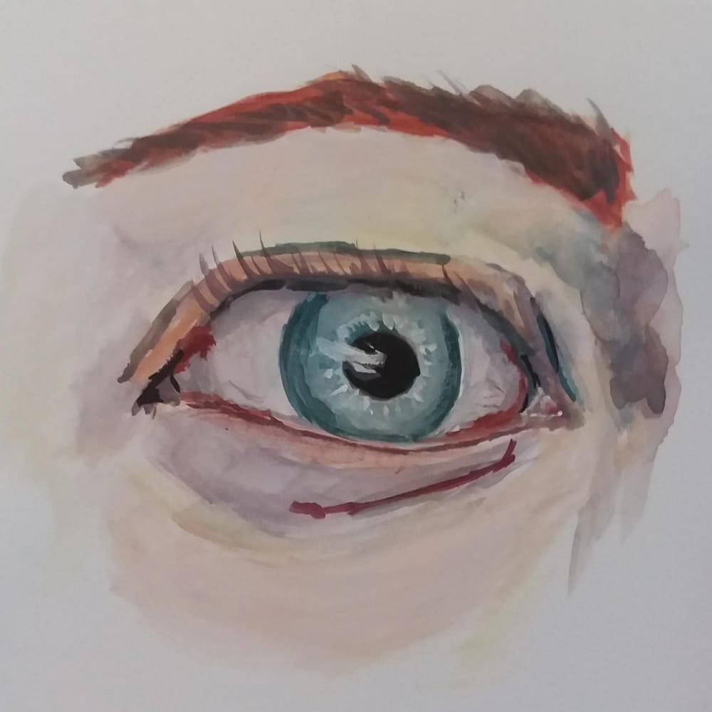 Gouache Eye... - image 2 - student project