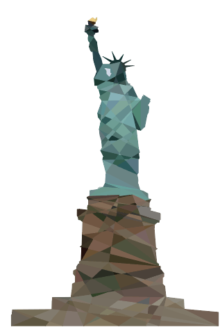 Low Poly Artwork - image 4 - student project