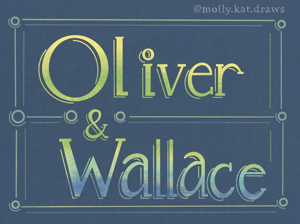 Molly's Lettering Practice - image 5 - student project