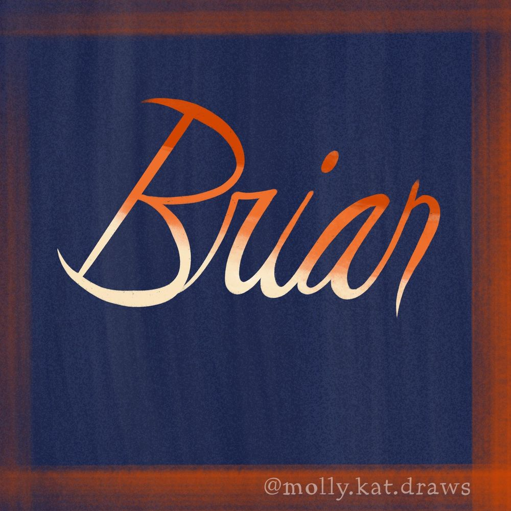 Molly's Lettering Practice - image 3 - student project