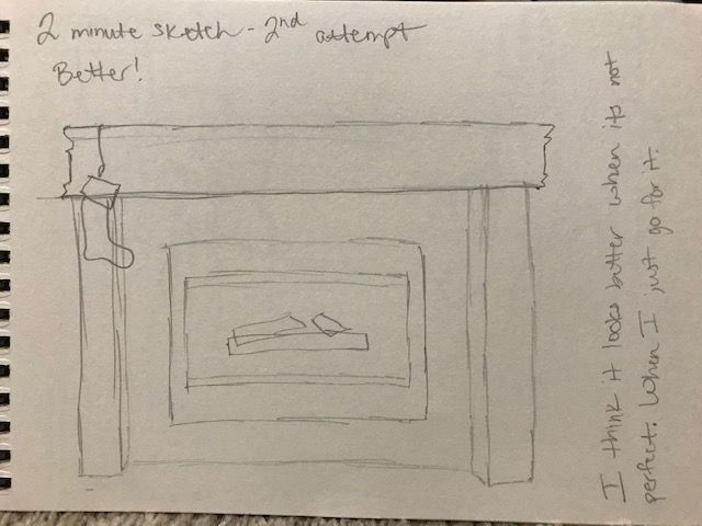 3 (well technically 5) Sketches - image 2 - student project