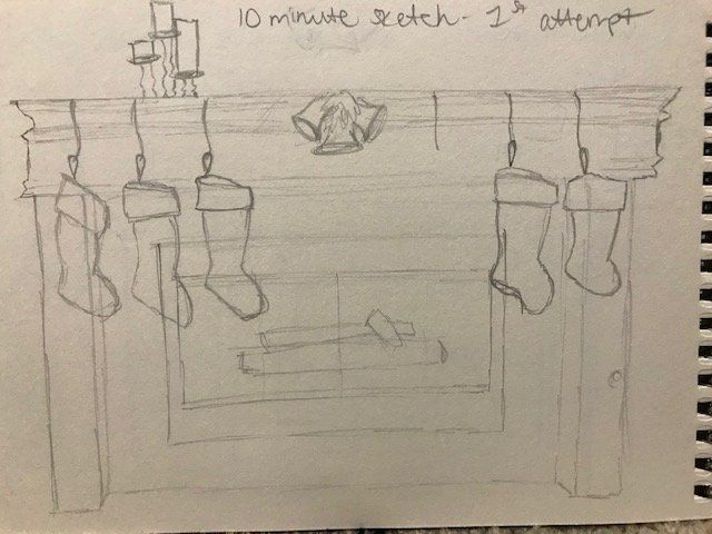 3 (well technically 5) Sketches - image 3 - student project
