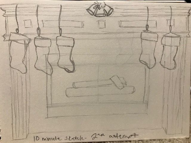 3 (well technically 5) Sketches - image 4 - student project