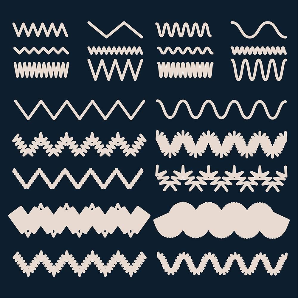 Repeatable Seamless Abstract Patterns - image 1 - student project