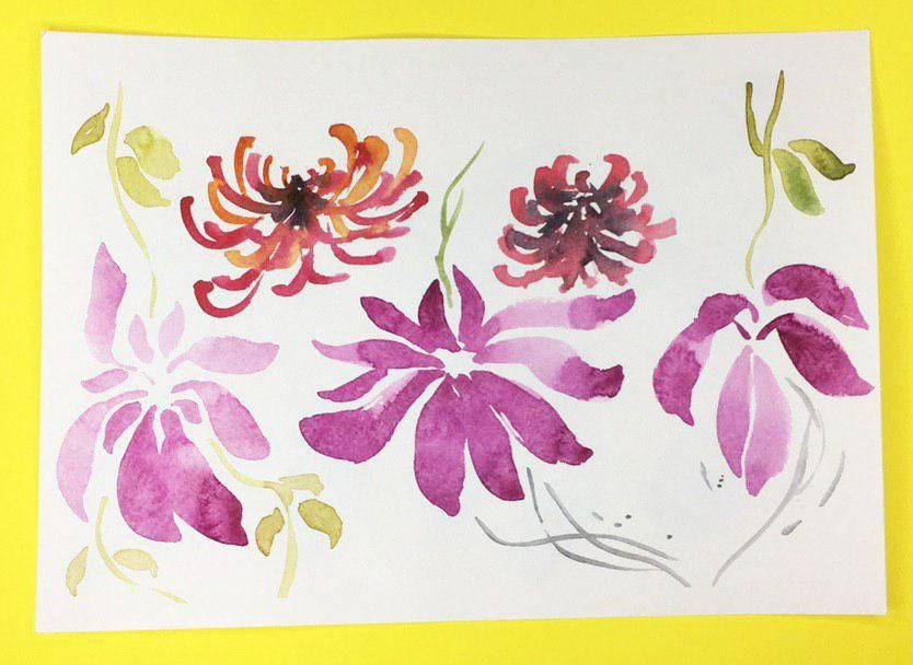 Watercolor Secrets: Seven Tips to Level-Up your Art - image 7 - student project
