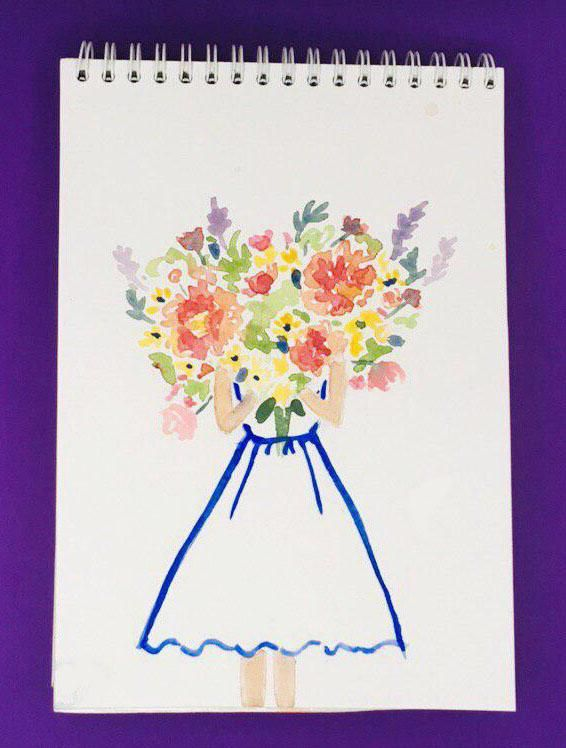 Summer flowers - image 1 - student project