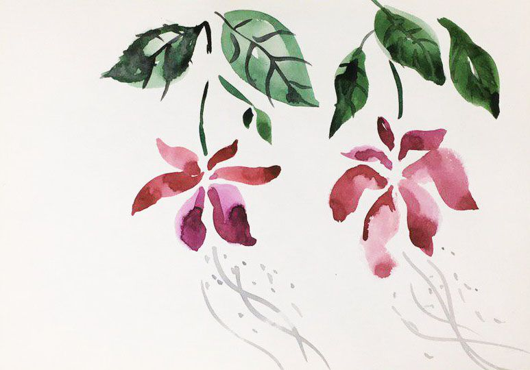 Watercolor Secrets: Seven Tips to Level-Up your Art - image 6 - student project