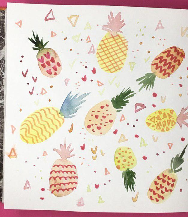Pineapple - image 4 - student project