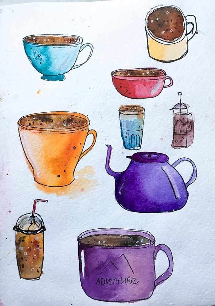 Coffee  - image 6 - student project