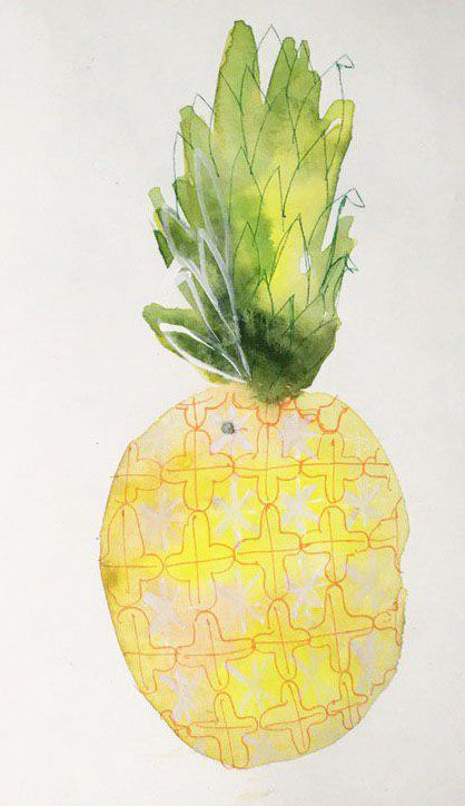 Pineapple - image 3 - student project