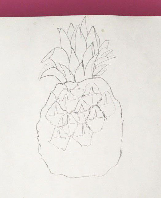 Pineapple - image 1 - student project