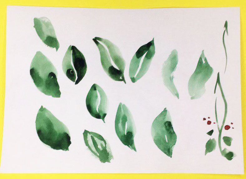 Watercolor Secrets: Seven Tips to Level-Up your Art - image 8 - student project