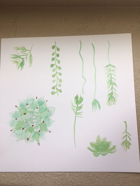 Workshop #2 :  Illustrate from Photos & Paintings: Design 4 Patterns in 3 Weeks - image 8 - student project