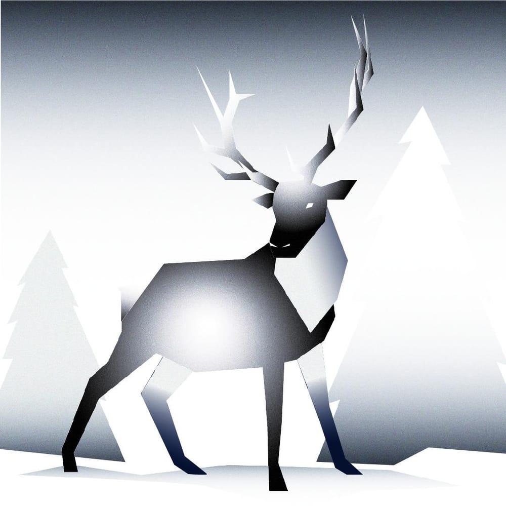 Elk - image 1 - student project