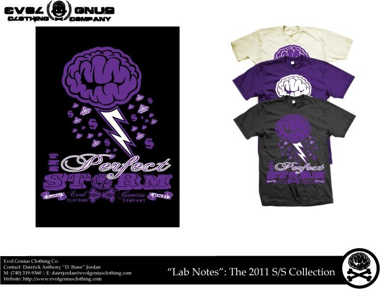 Evol Gnus Clothing Co. - image 2 - student project