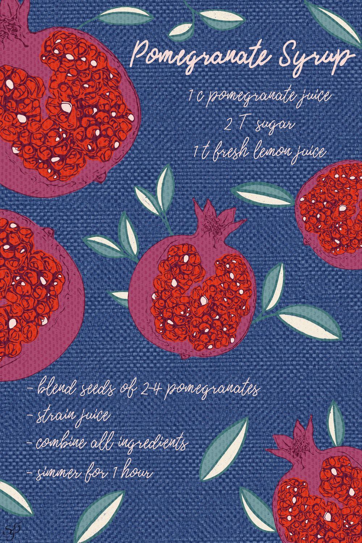 Recipe Illustration - image 3 - student project