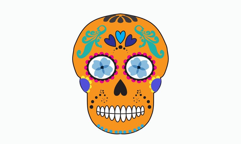 Sugar Skull - image 1 - student project