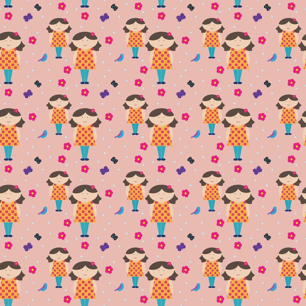 Large Scale Repeating Pattern - image 1 - student project