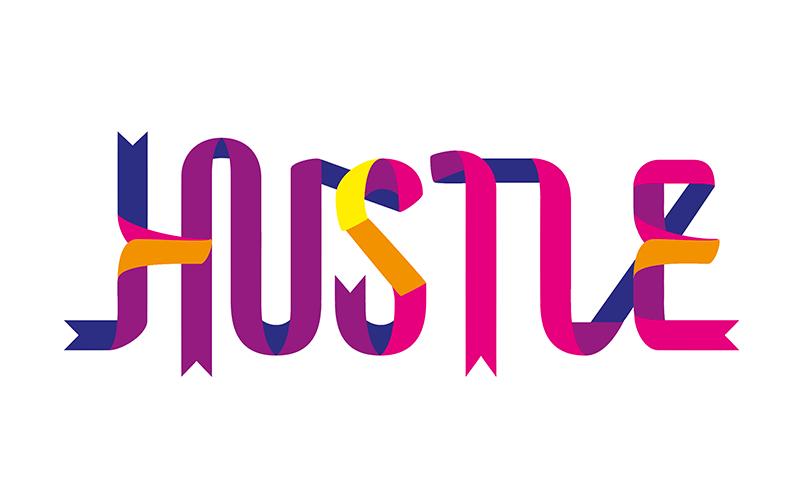 Ribbon Hustle - image 3 - student project