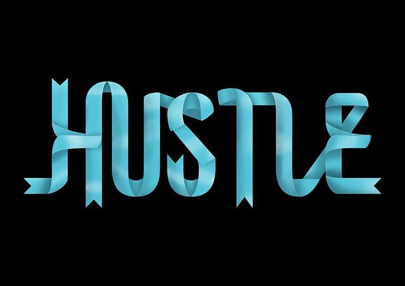 Ribbon Hustle - image 4 - student project