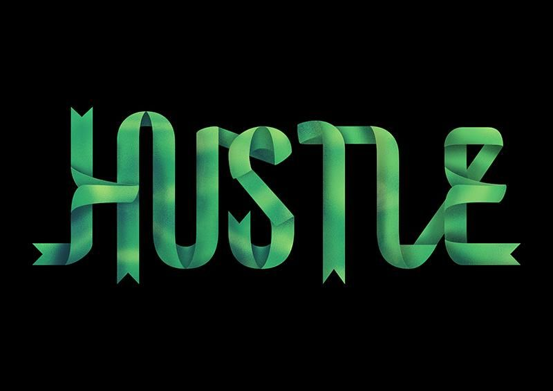 Ribbon Hustle - image 5 - student project