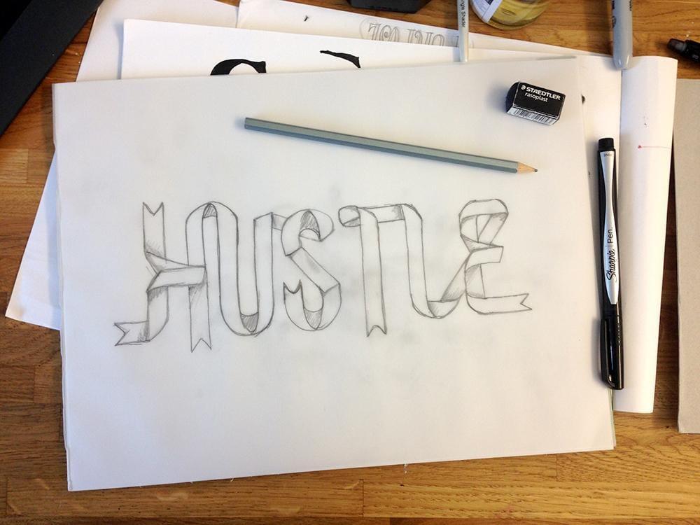 Ribbon Hustle - image 2 - student project