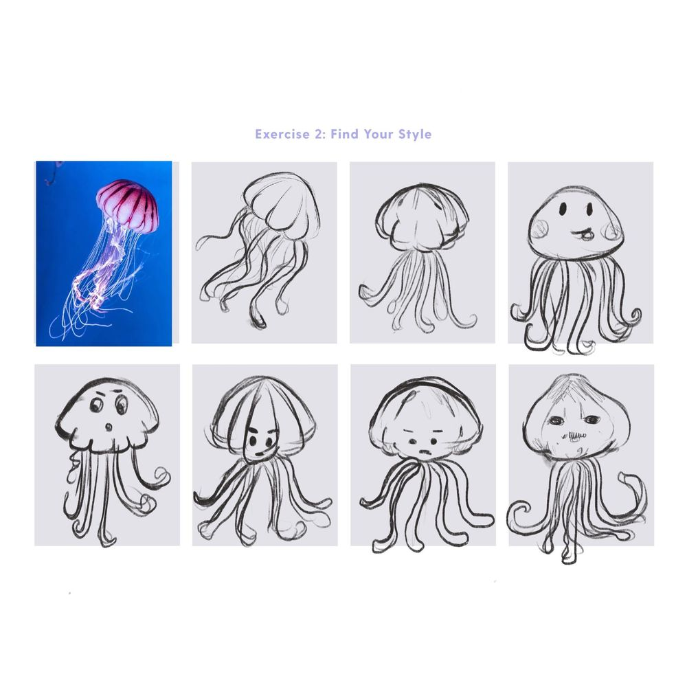 Jellyfish - image 3 - student project