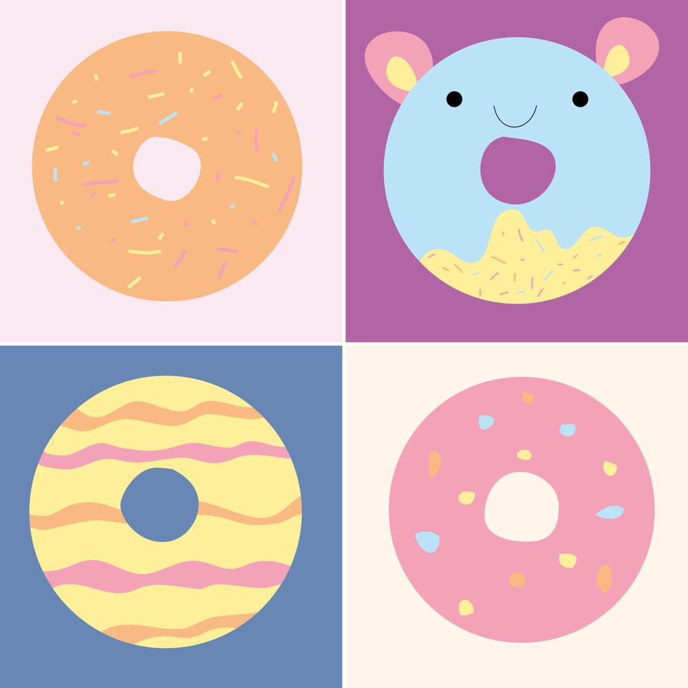 Donuts - image 2 - student project