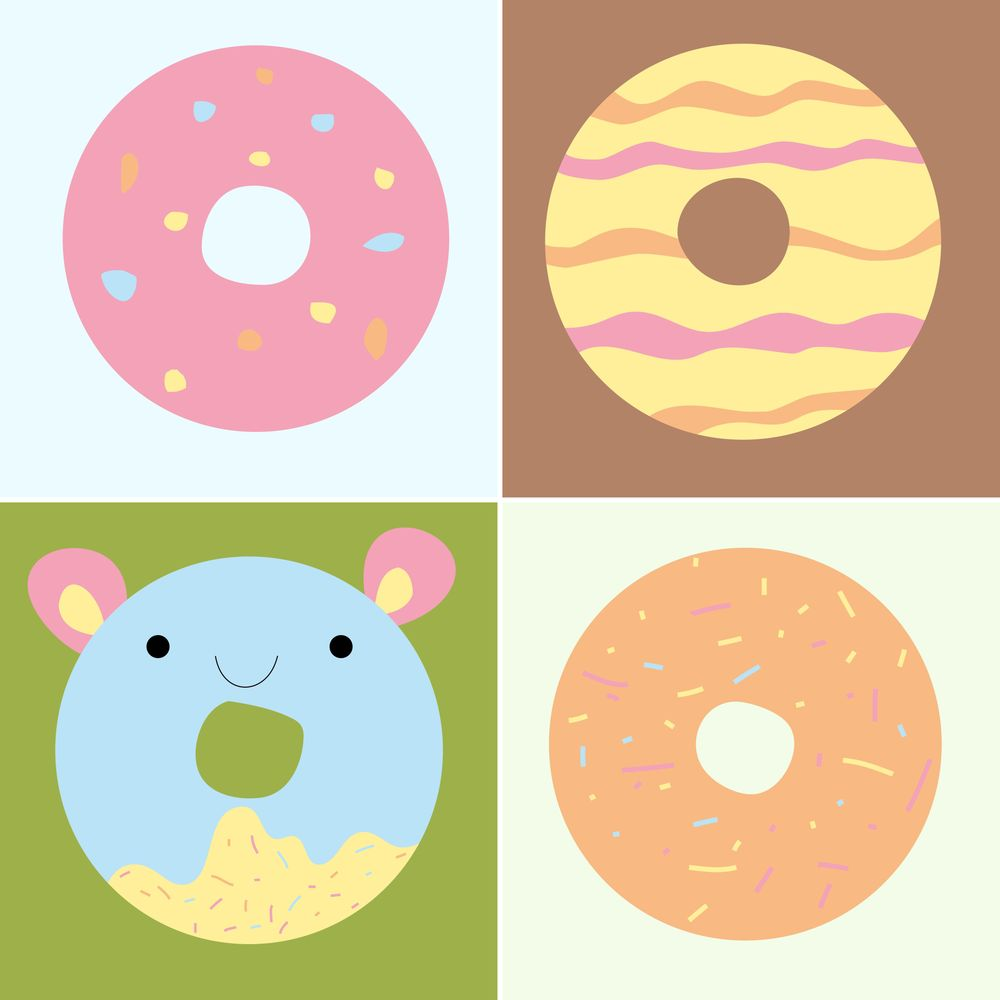 Donuts - image 3 - student project