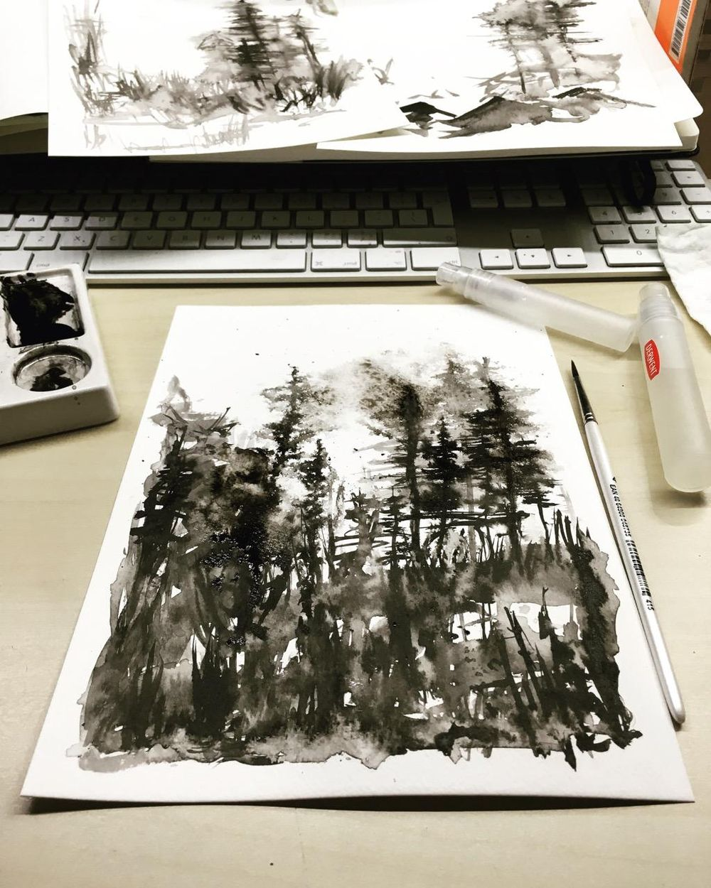 Expressive Ink - image 6 - student project