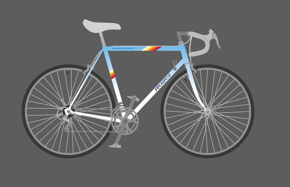 My peugeot triathlon - image 4 - student project