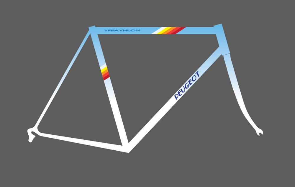 My peugeot triathlon - image 1 - student project
